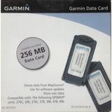 Gps Garmin Memoria 256mb Gpsmap 276c / 296c / 376c / 378c...