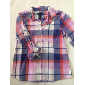 Camisa Gap Original En Talles 6/7 Y 10/11