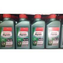 Oleo Castrol Magnatec 5w40 Mf 100% Sintetico 04 Litros.