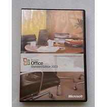 Office Standard 2003 Full Fpp, Grátis Um Livro