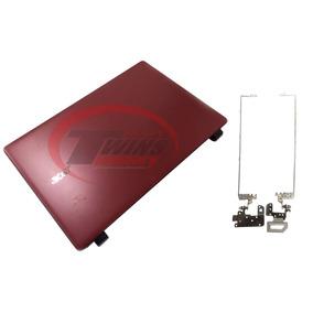Carcaça Tampa Acer E5-571 Ap154000410 Com Dobradiça