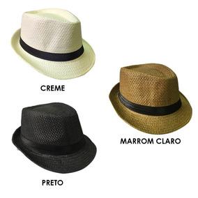Chapeu Panama Lembrança - Chapéus no Mercado Livre Brasil bae9de4a82a