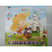 Livro Coleção Contos De Fada Baby - Cinderela