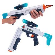 Escopeta Hawk Eye Rifle Sniper Pistola Dardos Original Xshot