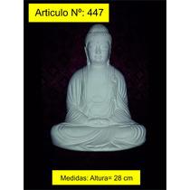 Buda De Yeso,p/pintar, Gran Calidad Y Definicion