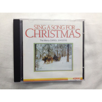 Cd - The Merry Carol Singers - Sing A Song For Christmas