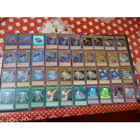 Yugioh-deck/lote Aqua-fish 49 Cartas- Frete Grátis