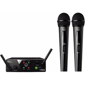 Microfono Inalambrico Akg Wms40mini 2 Vocal