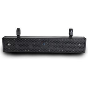 Barra De Sonido Utv Rzr Polaris Bluetooth Auxiliar Marina