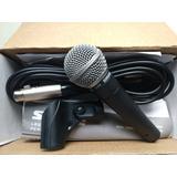 Sm58 Micrófono Vocal - Shure Oferta