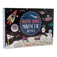 Escena Magnética Juega Con El Espacio Imanes Ingenio