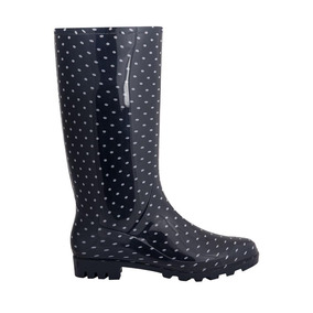 Bota De Lluvia Pink By Price Shoes P004 - 176242