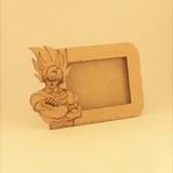 Souvenir Portaretrato Dragon Ball Z - Foto 7 X 5 Cm