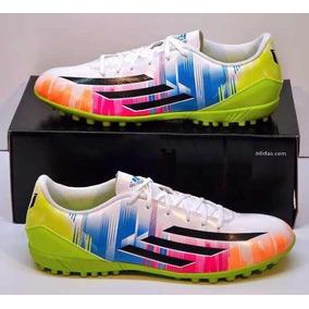 Zapatos Semitacos Guayos De Futbol adidas Messi