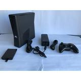 Xbox 360 Slim, 500 Gb , 69 Juegos 2018, X1 Control