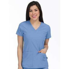 Uniforme Clinico Medcouture Celeste Mujer