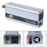 Conversor Inversor 1500 Watts 12v 220vca 3000w Máx. C/usb