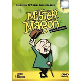 [pack Dvd] Mister Magoo-serie Completa (4 Discos)