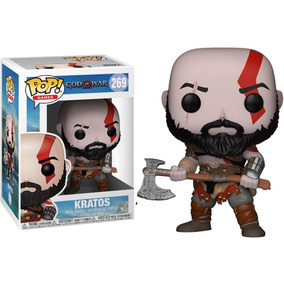 Funko Pop Kratos (269) God Of War Playstation 4