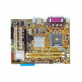 Mother 775 Asus Ddr2 P/ Dual Core2 P4 Celeron Envios Lomas