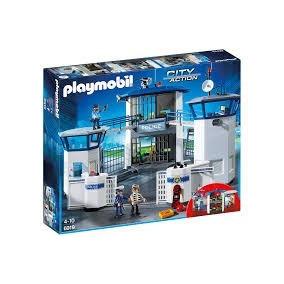 Playmobil City Action Complexo Penitenciário 6919 Sunny