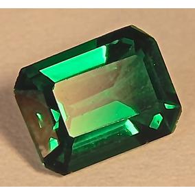 Rsp 2432 Esmeralda Octogonal 8x6mm Preço Pedra 1,63ct