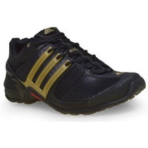 Tênis Masculino Adidas Mali Preto/ouro M22983