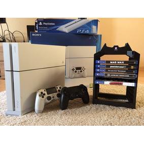 Playstation 4 Pro Nuevos Juegos Y Joystick