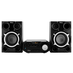 Mini System 400w Rms - Philco Com Bluetooth - Ph470bt