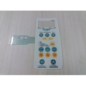 Frente Membrana Panel Microondas Eslabon De Lujo Ems20d