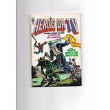 Heróis Da Tv Nº 75 Aranha & Punho De Ferro - Set/85