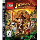 Lego Indiana Jones Ps3 - Cd World