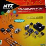 Ecg - Nte Semiconductor Guia De Reemplazos+software