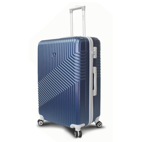 Maleta Mc.carthy Mod. Geo-3/28 Azul/gris