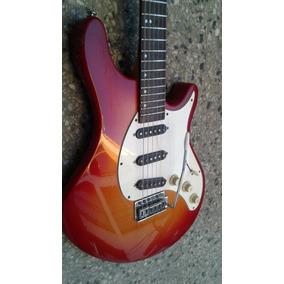 Washburn Bt3 Stratocaster Korea C Grover Canje Envio Tarjet!