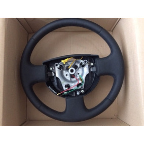 Volante Couro C/ Cinta P/ Air Bag Ford Fiesta Ecosport