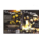 Dvd A Lei Das Ruas - Ron Reaco Lee, Original, Ação, Dublado