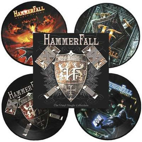 Hammerfall - The Vinyl Single Collection - Box Set 4 X 7