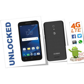 Alcatel Xcite 5044r Android 7.0 4g Lte Somos Tienda