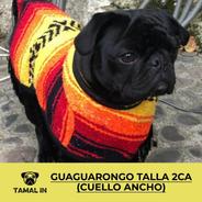 Guaguarongo Sencillo - Talla 2ca (cuello Ancho)