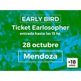 We Color Festival - Mendoza - Early Bird - Earlosopher