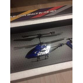 Helicoptero A Control Remoto S107g Juguete Ninos Y Adultos