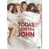 Dvd Todas Contra John - Jesse Metcalfe - Brittany Snow