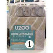Cortina Box Poliéster Alta Qualidade!  Box Banheiro