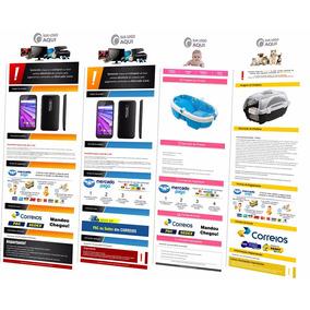 Gerador De Templates Html Mercadolivre Versão 8.6 - Online