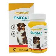 Suplemento Vitaminico Omega 3 Dog 1000 Mg -  Organnact