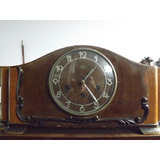 Relógio De Mesa ,marca H, Carrilhão #5439