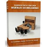 Aprenda Fabricación Fácil De Carpinteria Melamina