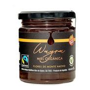 Miel Orgánica Del Monte 250 Grs Miel Líquida Certificada