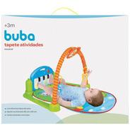 Tapete Ginásio De Atividades Com Piano 6843 - Buba